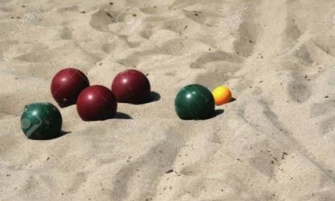 29 Giugno, Sottomarina di Chioggia (VE). Campionato FSSI di Beach Bocce
