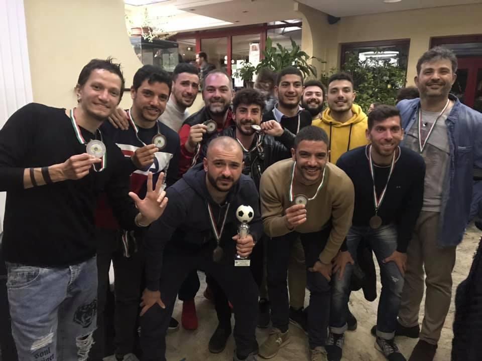 Risultati e foto del Campionato Regionale FSSI di Calcio A11 svoltosi a Fiuggi (FR)