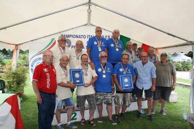 Risultati e foto del Campionato FSSI di Pesca Sportiva svoltosi nei giorni 15-16 Giugno