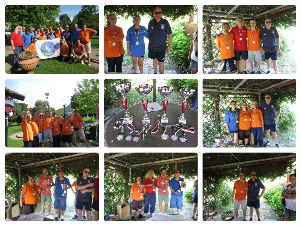 Risultati e foto del Campionato Regionale FSSI di Golf su Pista