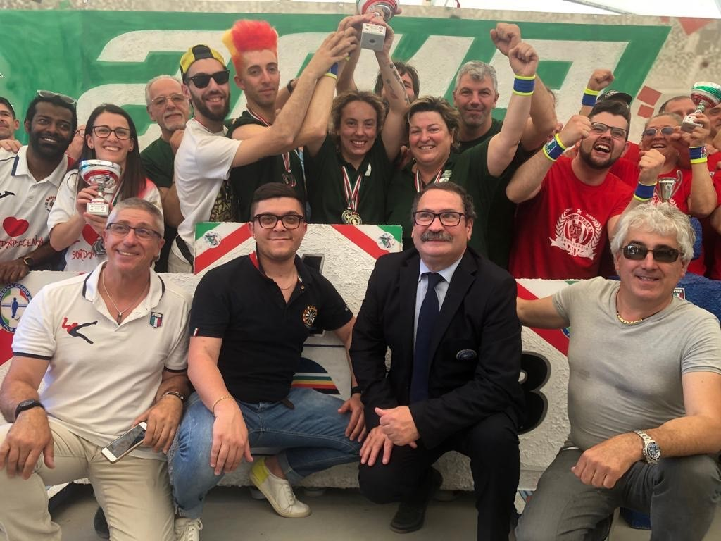 Risultati e foto del Campionato FSSI di Calcio Balilla svoltosi a Ravenna