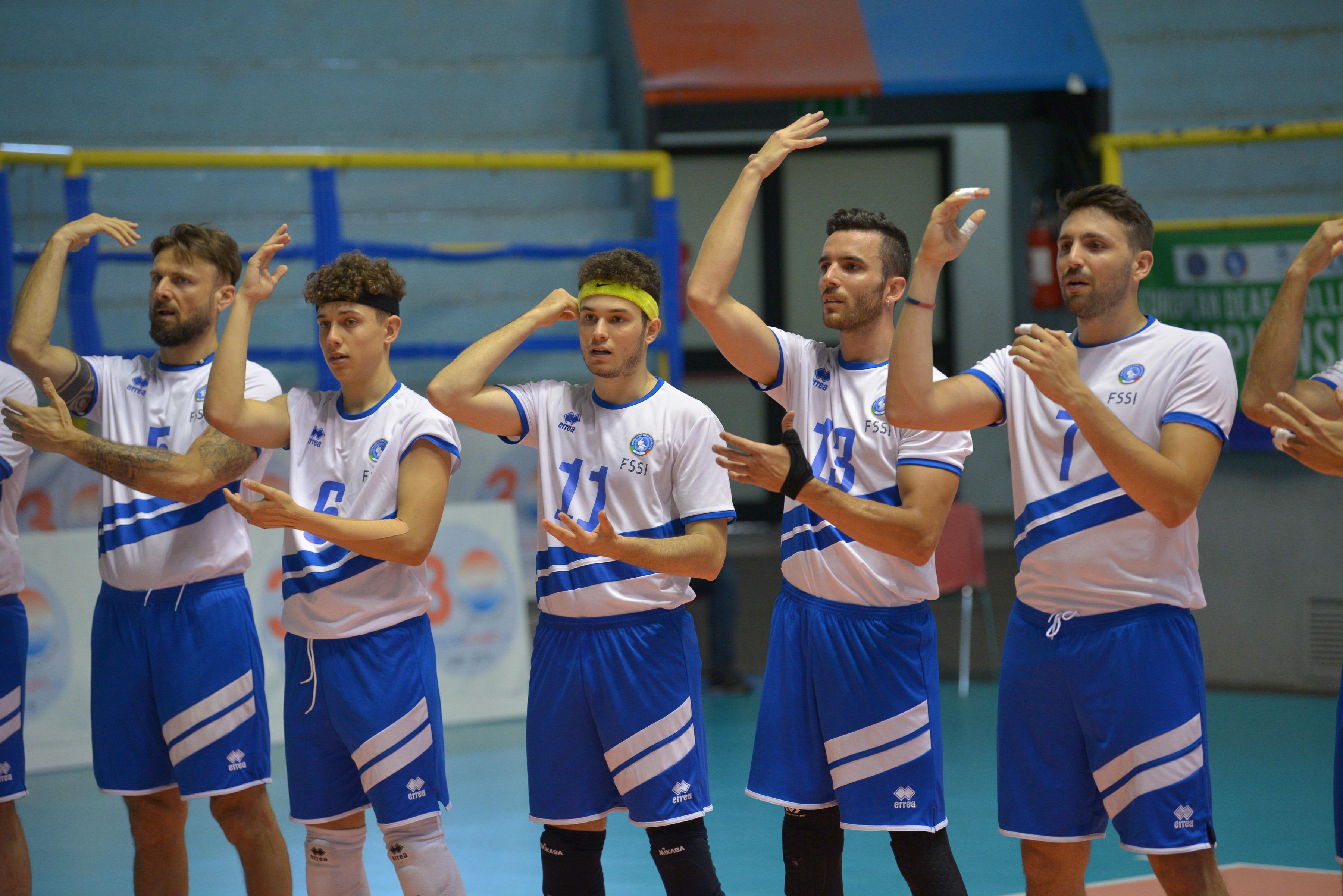 L'Italia maschile giocherà per il bronzo: ore 12.30 al PalaPirastu contro la Turchia. In finale, ci va la Russia