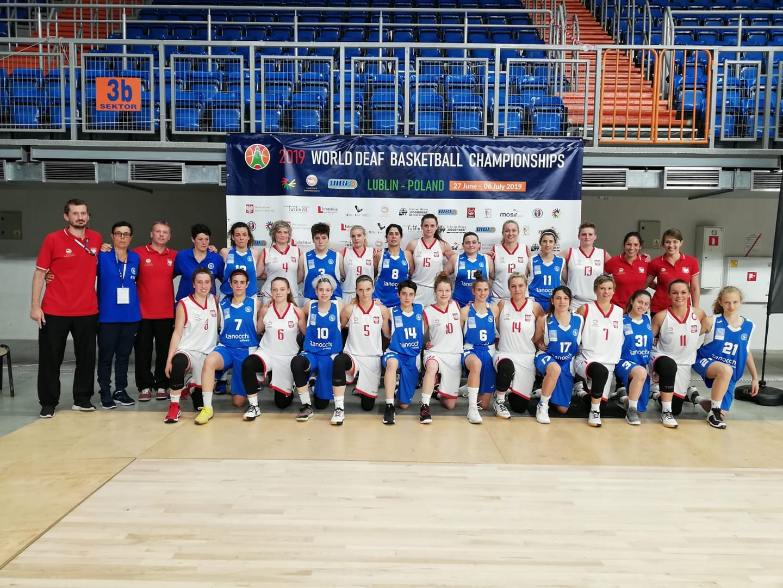 WDBC Women 2019 – Italia vs Polonia 64-73
