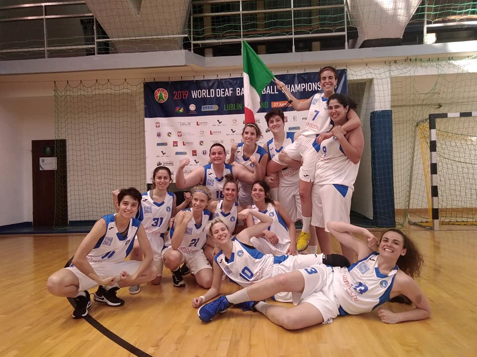 WDBC Women 2019 – Italia vs Ucraina 65-49