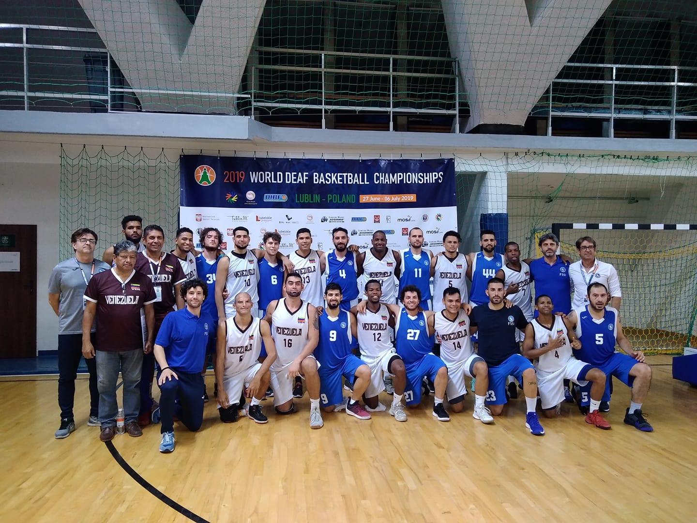 WDBC Man 2019 – Italia vs Venezuela 71-85