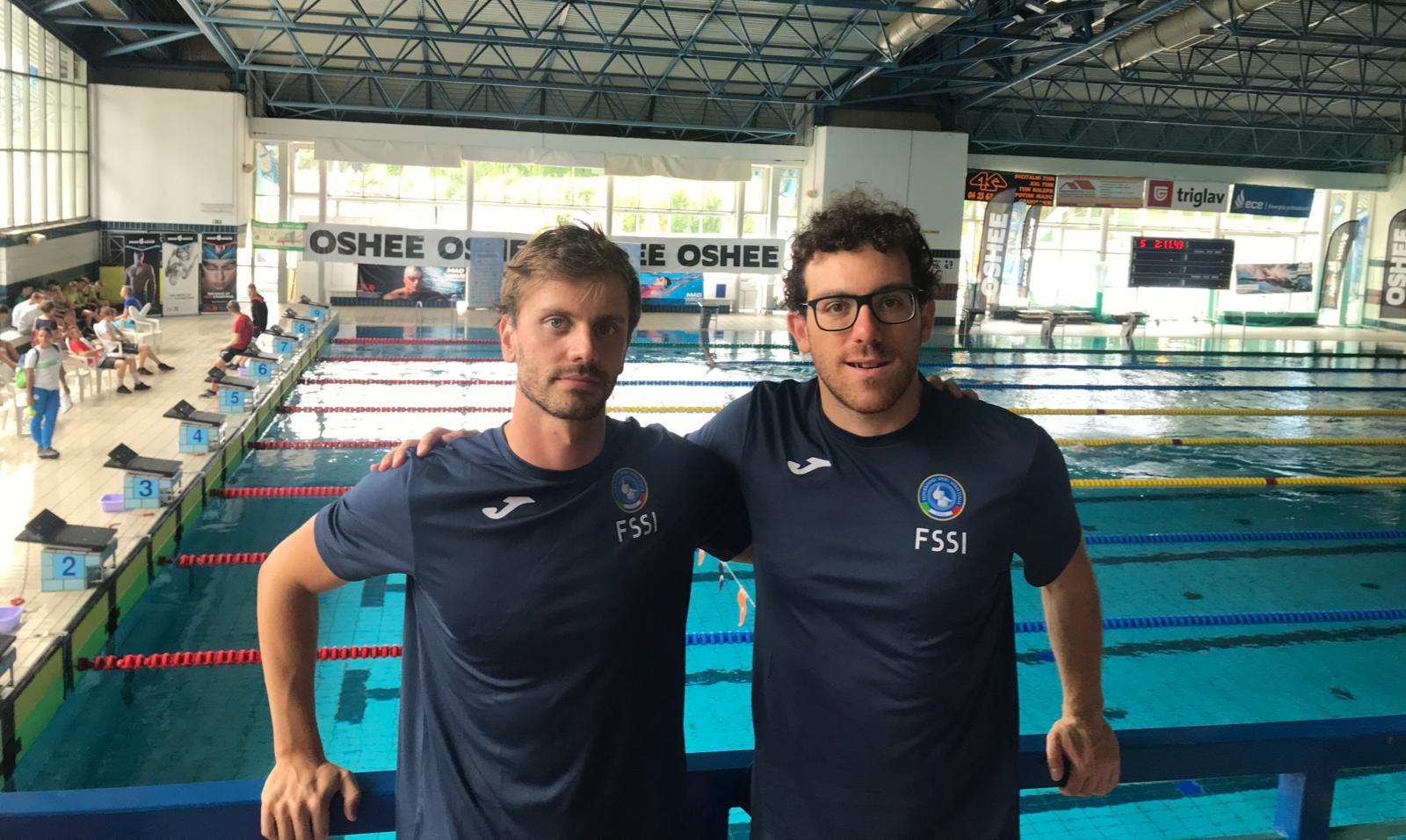Il Team Italia di Nuoto cresce a livello internazionale