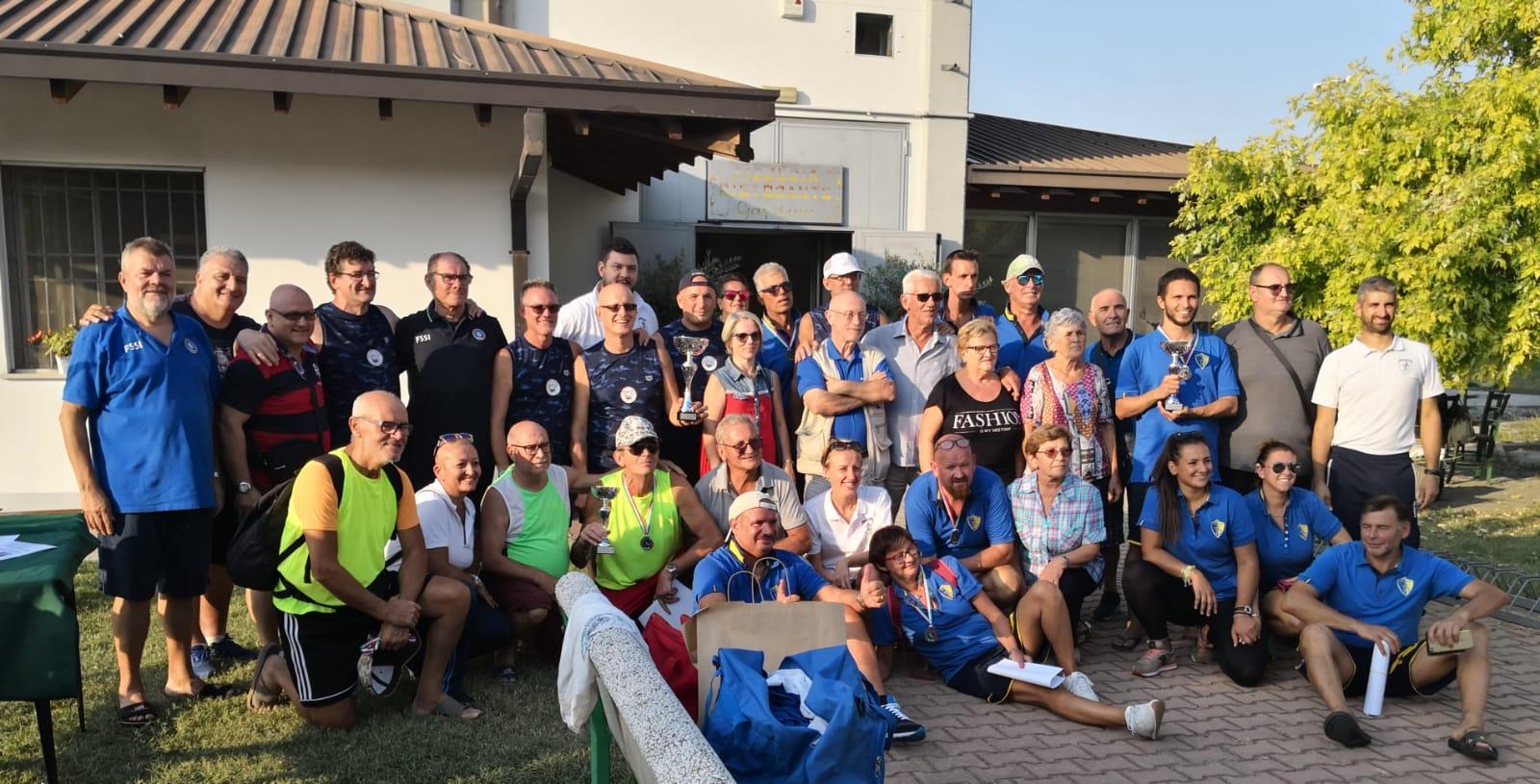 Risultati e foto del Campionato FSSI di Beach Bocce svoltosi a Ghedi (BS)