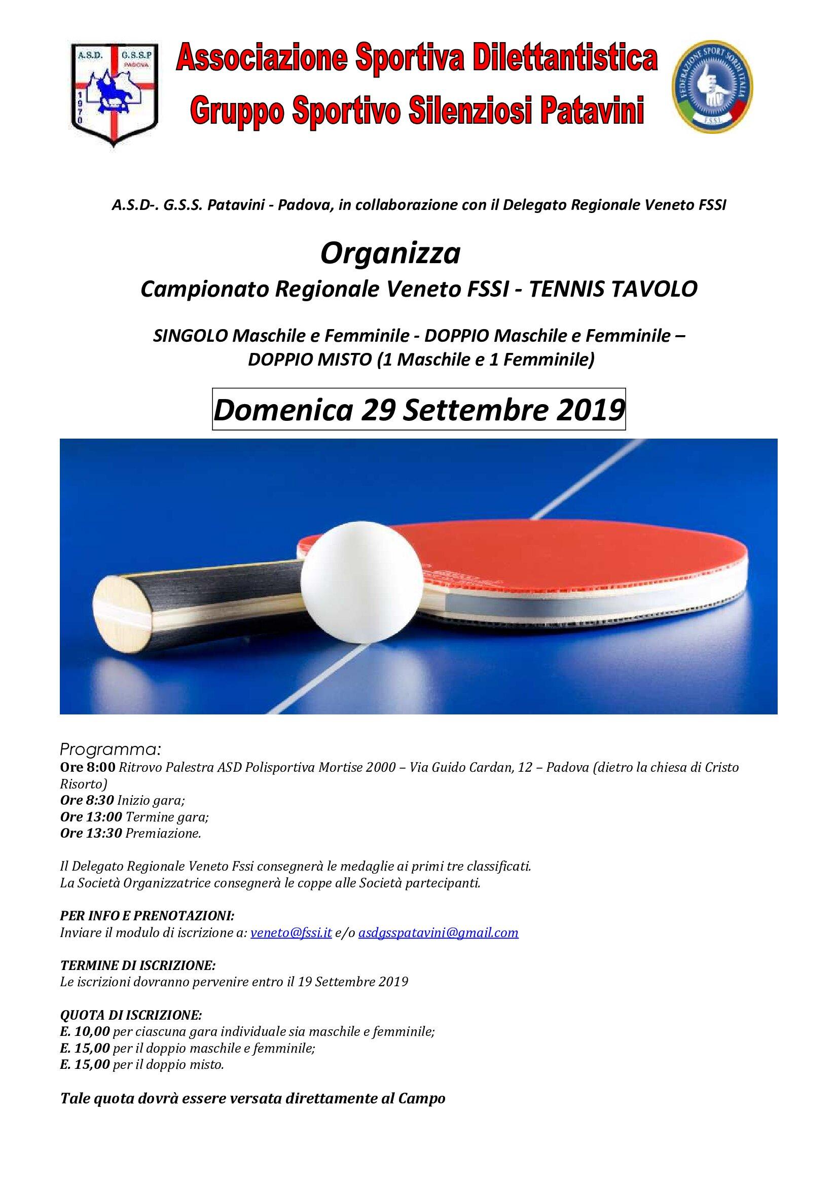 Gruppo G Mondiali 2020 Calendario.Fssi Federazione Sport Sordi Italia