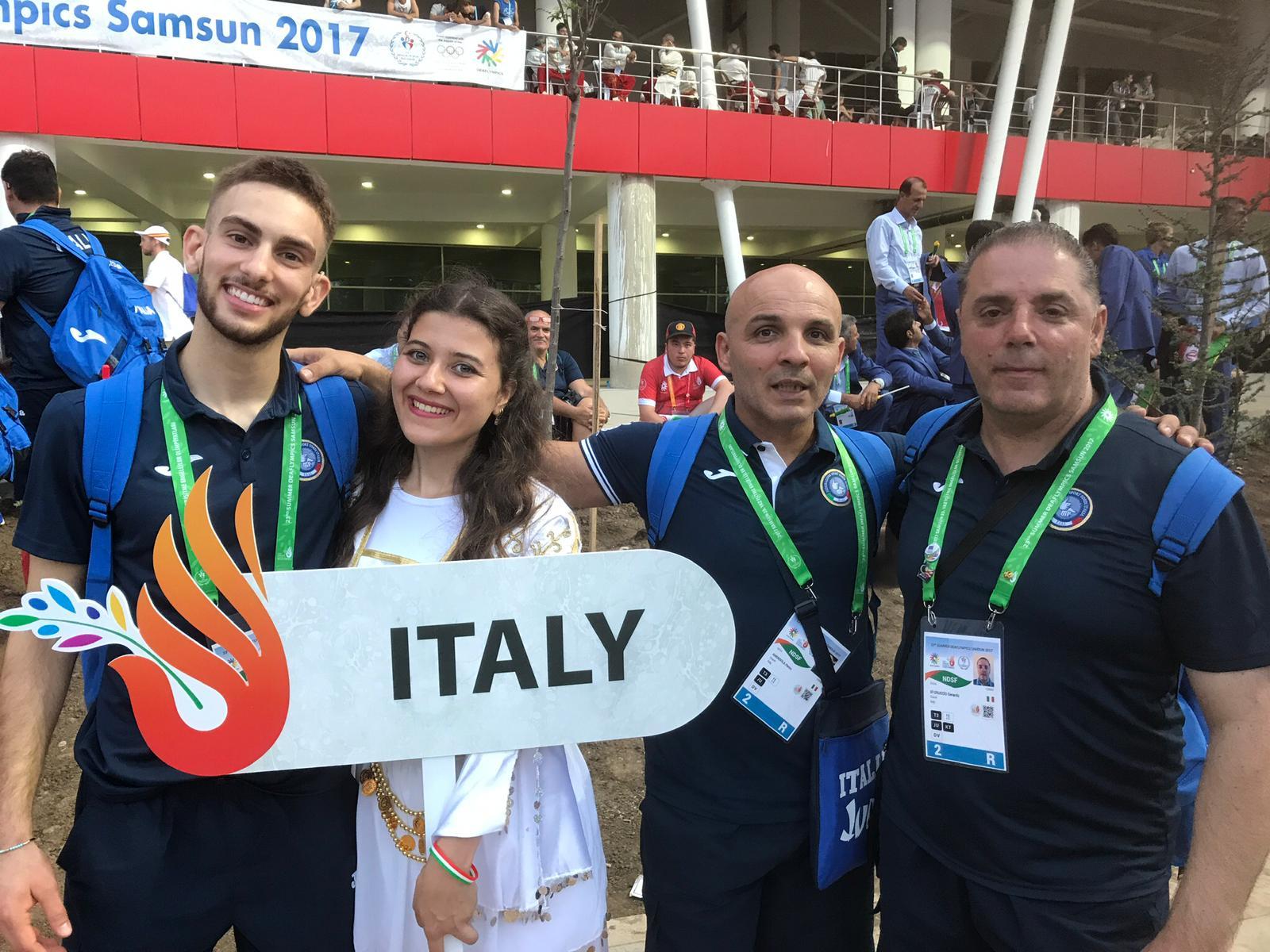 Campionati Europei di Judo, le speranze di Davide Stabile