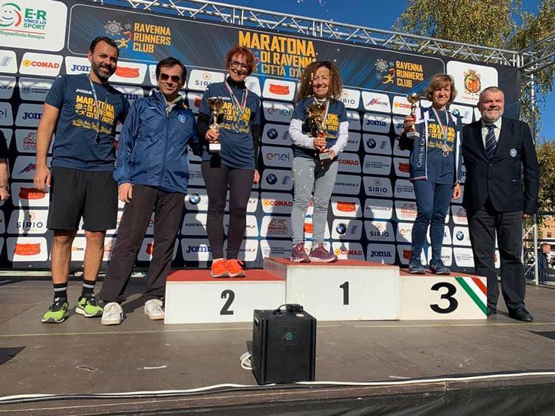 Risultati e foto del Campionato FSSI di Mezza Maratona svoltosi il 10 Novembre