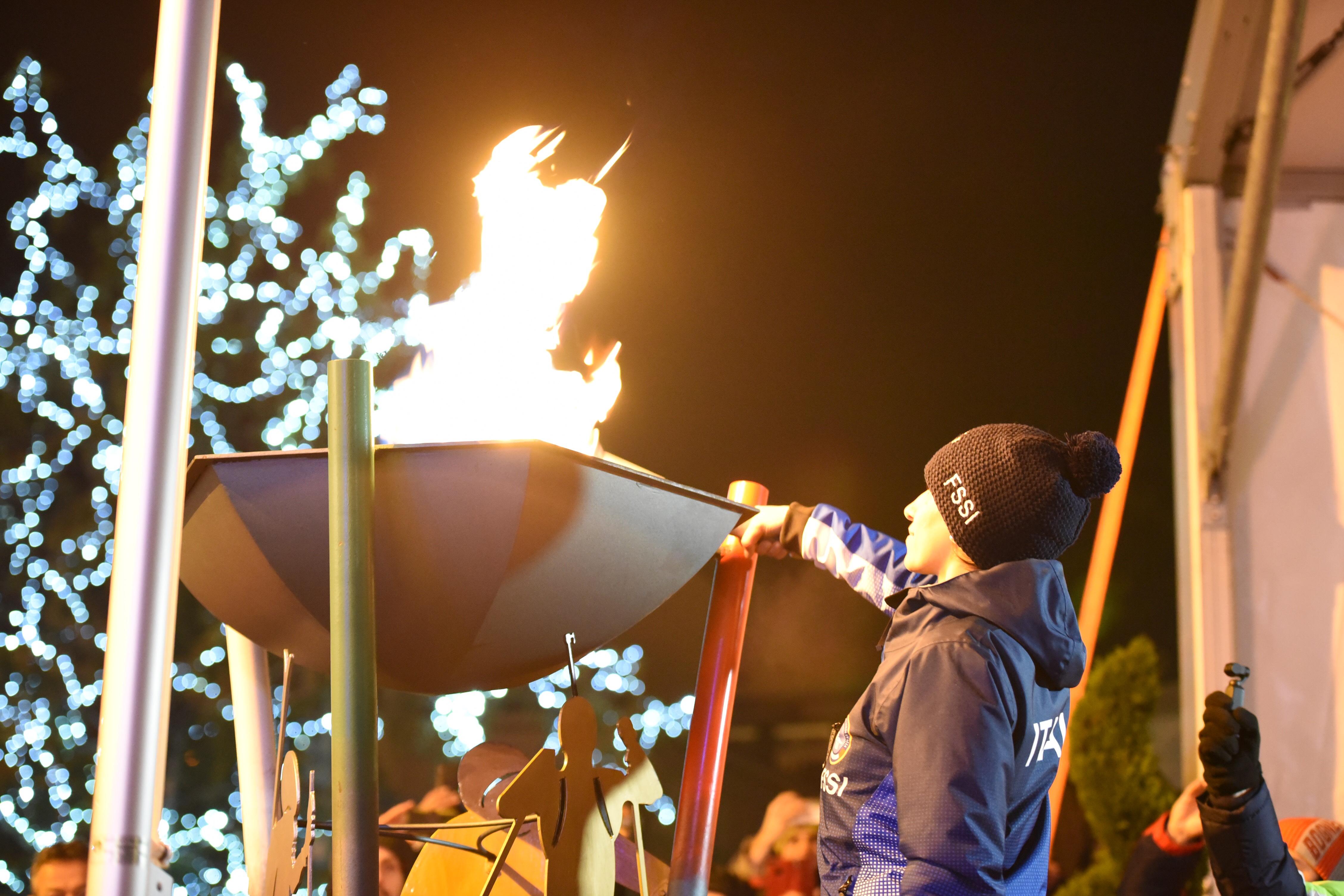 Inaugurata la 19^ edizione delle Winter Deaflympics: Deborah Compagnoni madrina d'eccezione