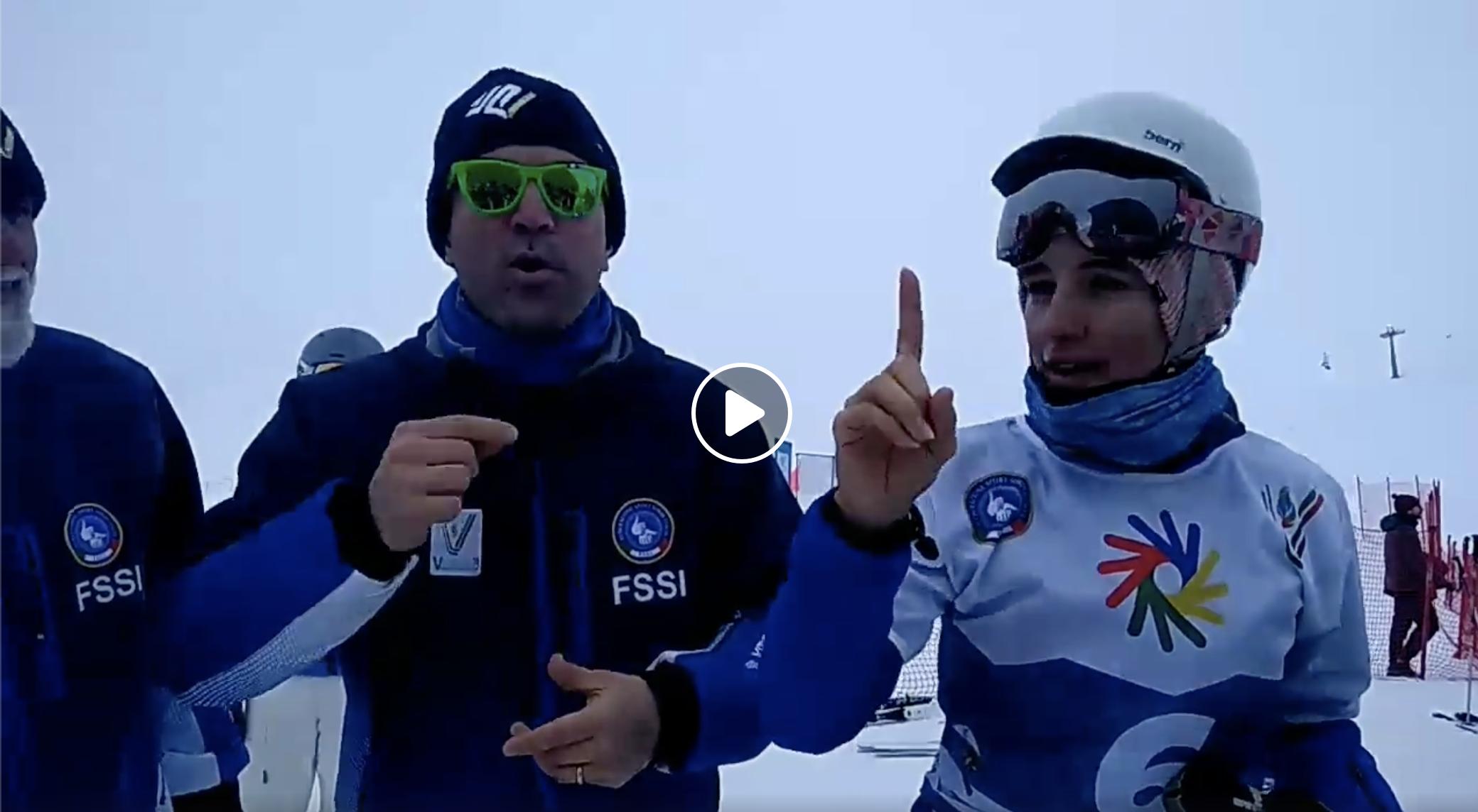 Erica Dugnani conquista la medaglia di bronzo nello Snowboard Cross