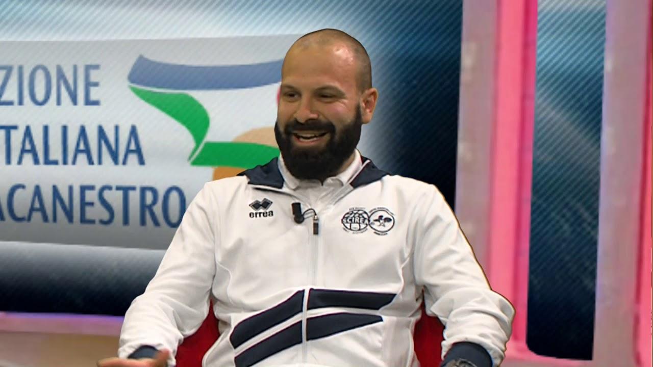 Basket, Tumidei è il nuovo coach della Nazionale Maschile Sordi