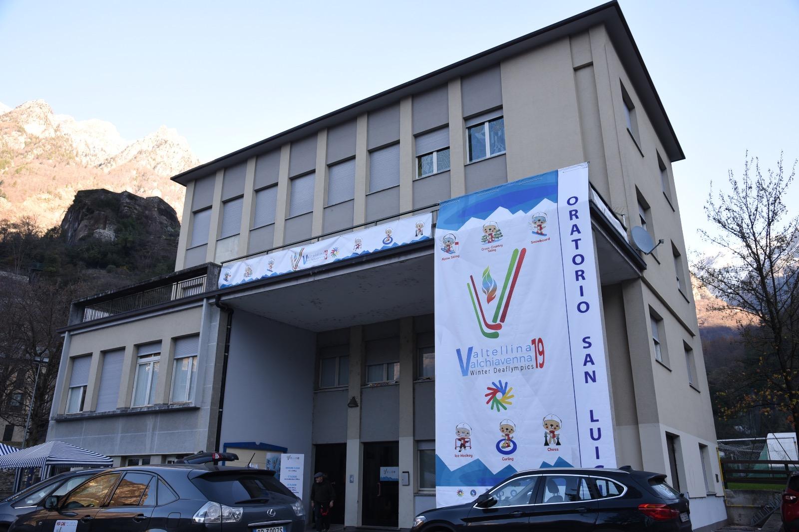 Giovedì 12 dicembre, a Sondrio, cerimonia di apertura delle 19 Winter Deaflympics