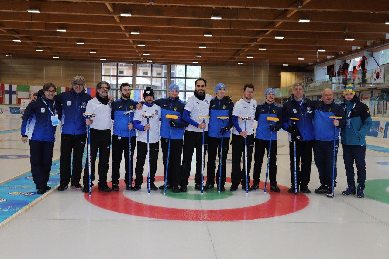 19 Winter Deaflympics, sconfitta per l'Italia del curling al debutto