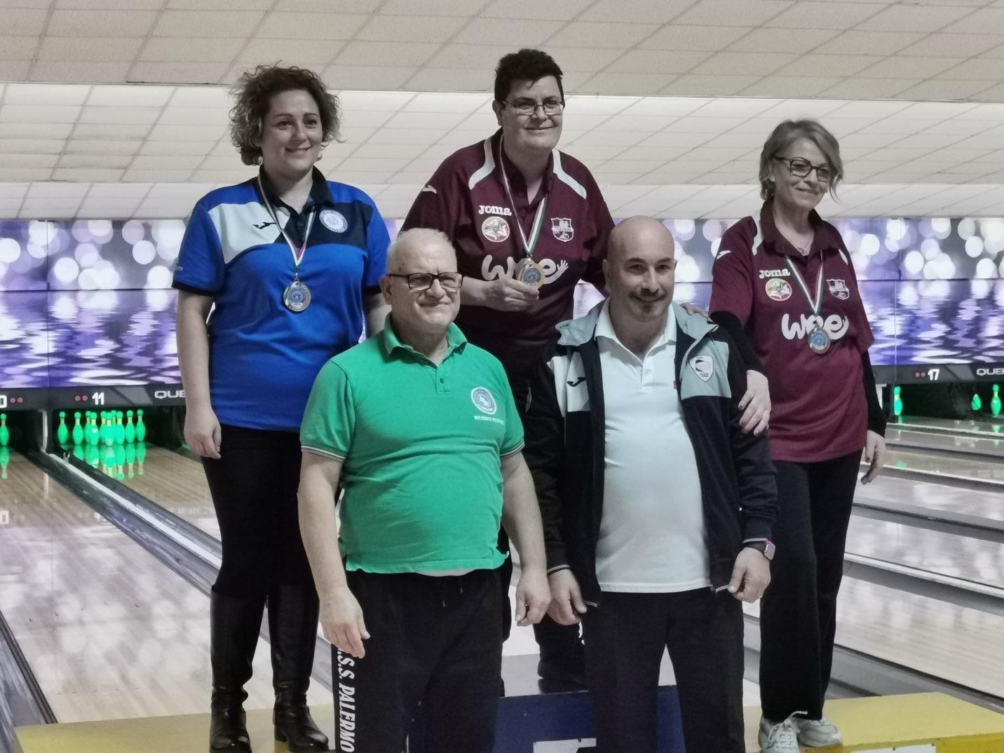 Risultati e foto del Campionato Regionale FSSI di Bowling svoltosi il 24 Novembre