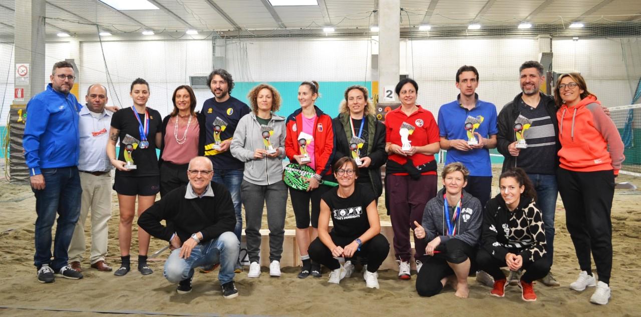Risultati e foto del Campionato FSSI di Beach Tennis  svoltosi a Forlimpopoli
