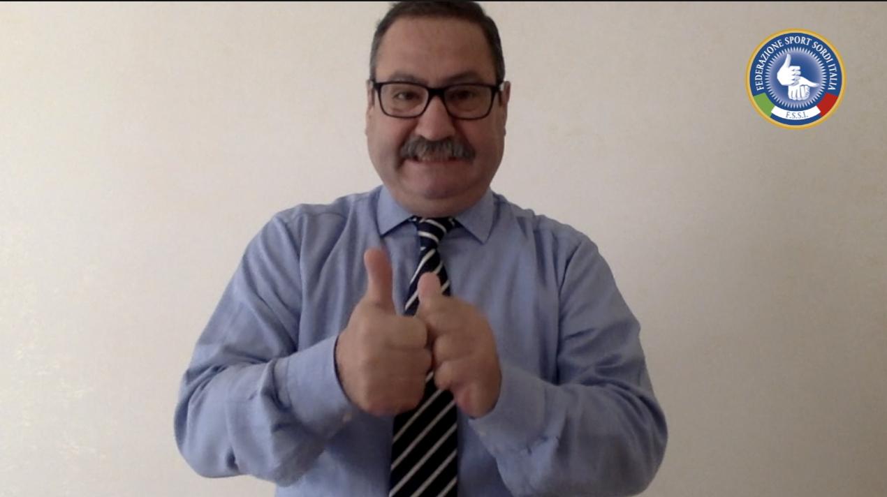 Videomessaggio del Presidente FSSI – 14 Marzo 2020