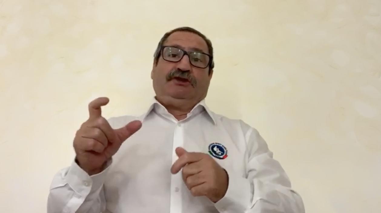 Videomessaggio del Presidente FSSI – 10 Aprile 2020