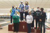 Risultati e foto del Campionato FSSI di Bowling Doppio M/F svoltosi il 13 e 14 Marzo