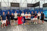 Risultati e foto del Campionato FSSI di Padel Fase Interregionale Dis. B