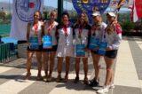 ECDT 2021 a Creta, l'Italia del Tennis è d'argento