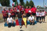Risultati e foto del Campionato FSSI di Bocce Petanque svoltosi nei giorni 10-11 Luglio