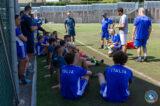 Trezzo sull'Adda, che accoglienza per la Nazionale sordi di Calcio A11