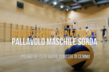 Pallavolo Maschile, raduno a Cemmo in vista delle Deaflympics