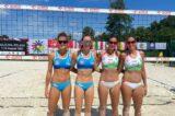 WDBVC 2021 a Sulejow, giornata agrodolce in Polonia per il Beach Volley azzurro