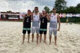 WDBVC 2021 a Sulejow, 1 vittoria e 2 sconfitte per gli azzurri della Beach Volley