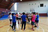 Gli atleti azzurri del basket e della pallavolo iniziano gli allenamenti al raduno multisportivo di Varese