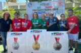 Risultati e foto del Campionato FSSI di Calcio Balilla svoltosi il 4-5 Settembre