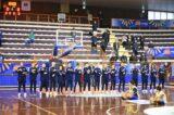 EDBC 2021 a Pescara. Si è svolta oggi pomeriggio presso il Pala Elettra 1 di Pescara la cerimonia di apertura dei Campionati Europei di Basket sordi